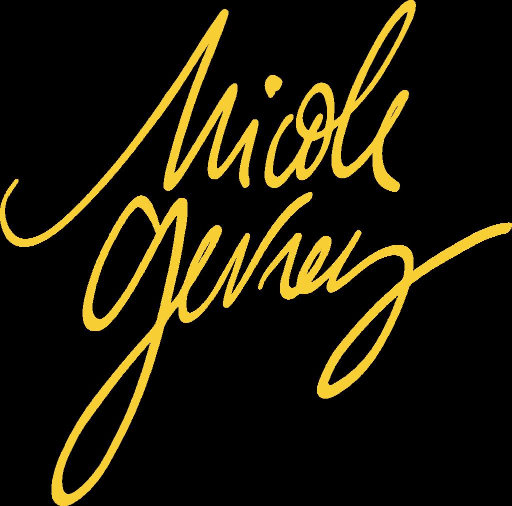 logo Nicole Gevrey coach