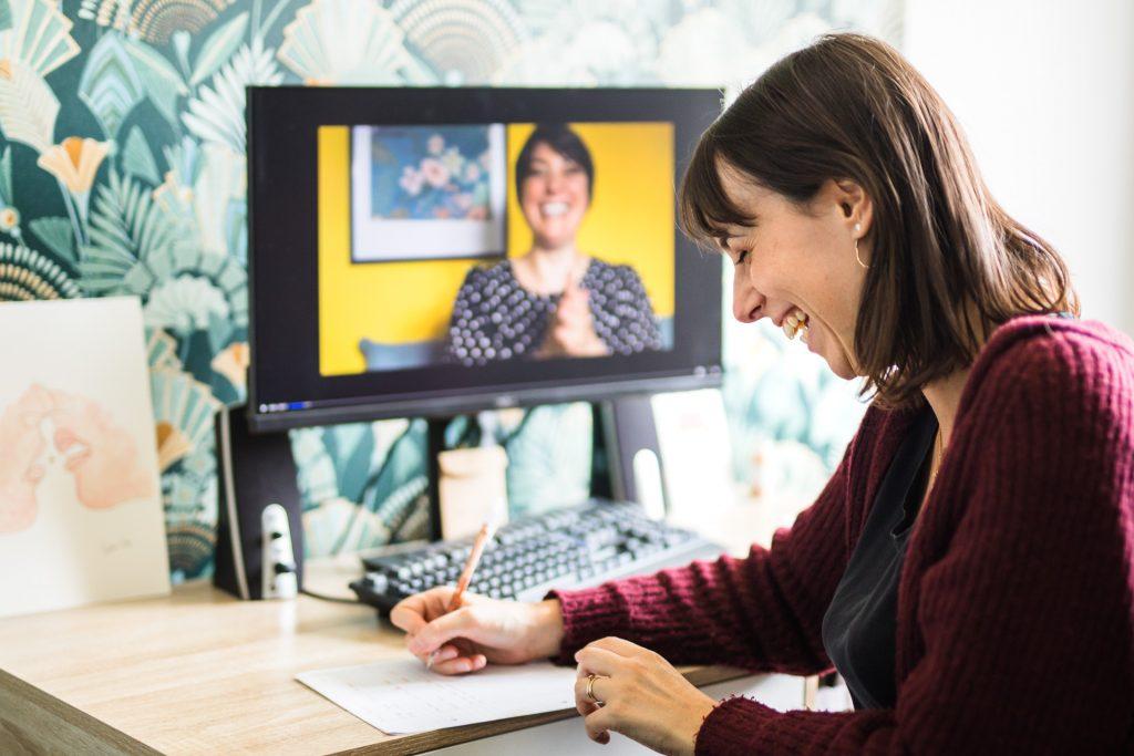 coaching femme créative entrepreneuse
